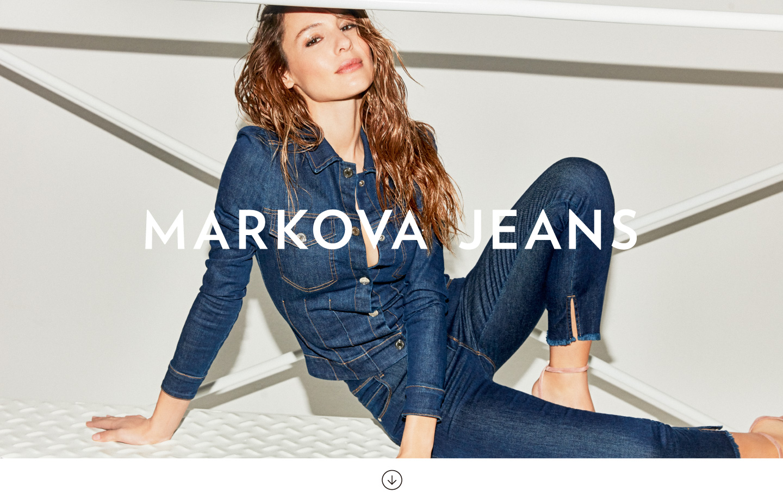 Markova Jeans SS19