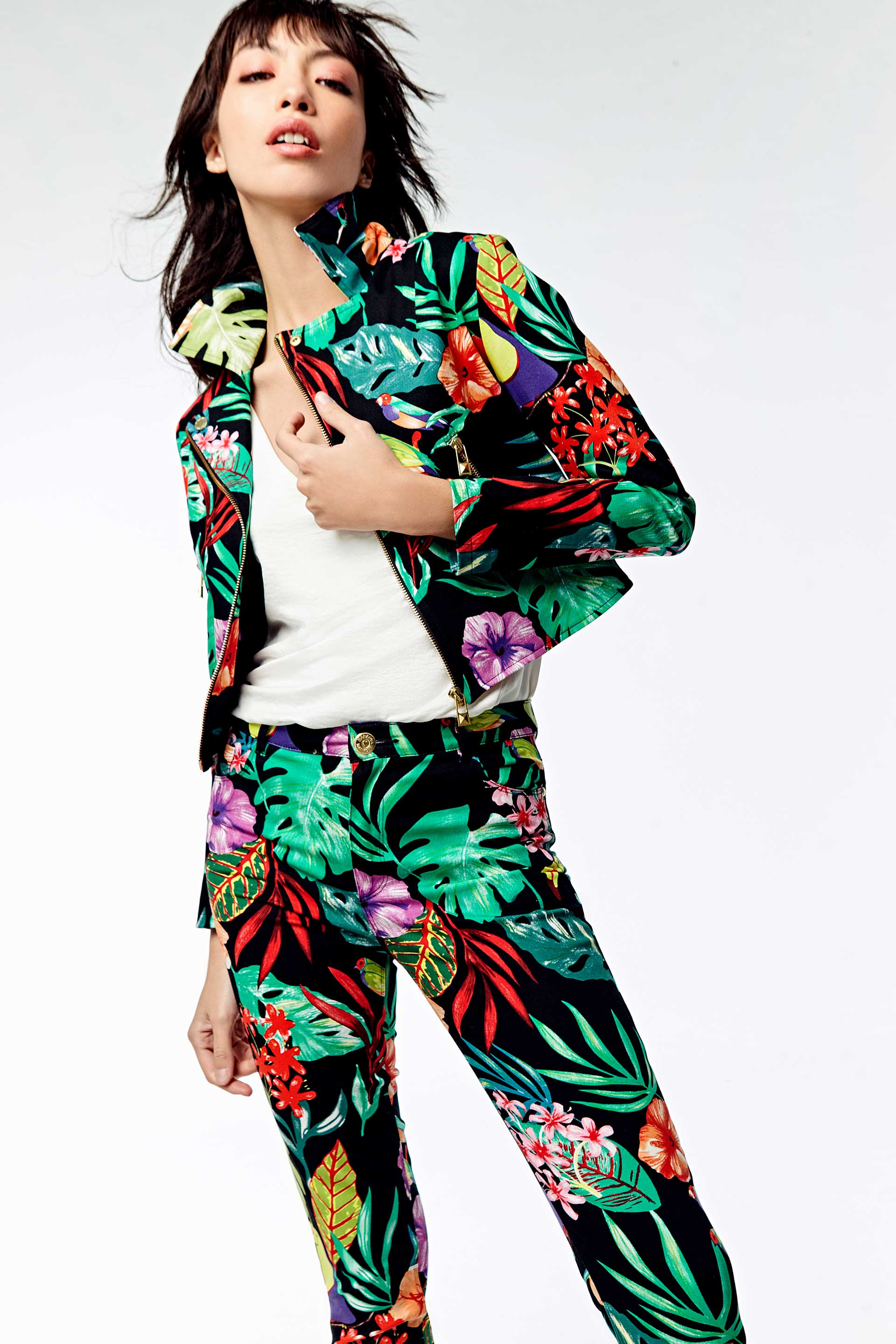 CHAQUETA TROPICAL